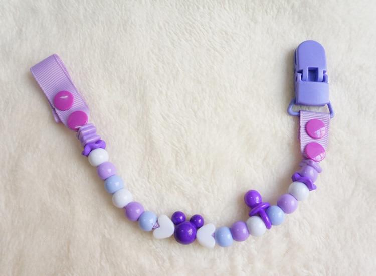 MIYOCAR Dziecko bezpieczne kolorowe zabawne koraliki ręcznie - Karmienie - Zdjęcie 3