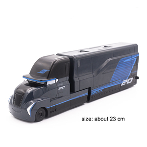 Image 2 - Disney Pixar Cars 3 Diecasts Toy Vehicles Miss Fritter Lightning McQueen Jackson Storm Cruz Ramirez Metal Car Model Kid Toy Gift