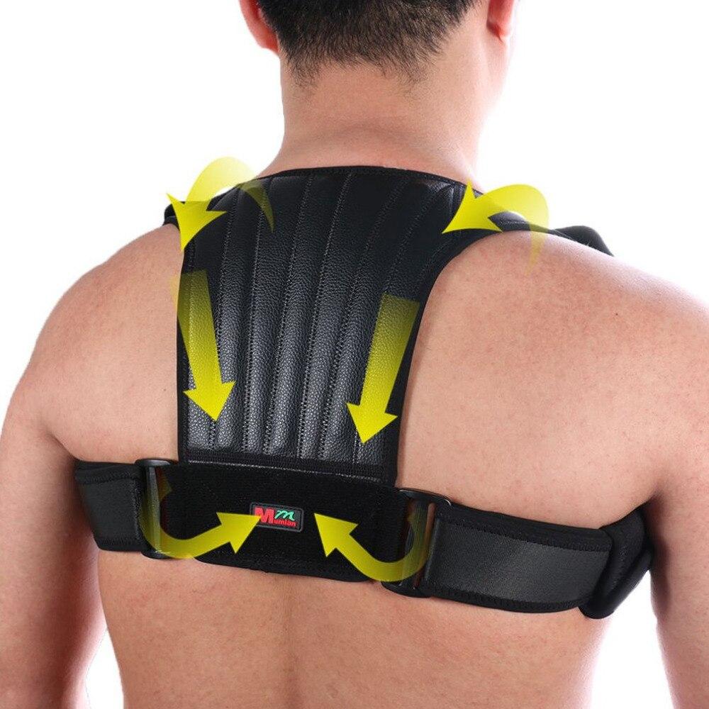 1 stücke Einstellbar Atmungs Männer Frauen Zurück Haltung Korrektur Zurück Schulter Wirbelsäule Haltung Corrector Lenden Unterstützung Tropfen Verschiffen