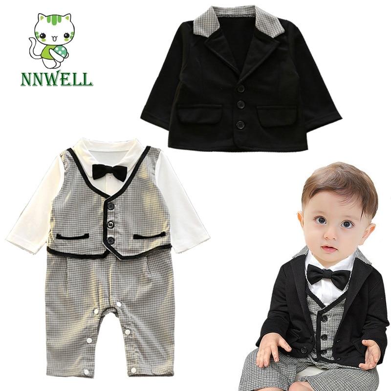 NNW Baby Boys Gentlemen Wedding Formal Occasion Christening Tuxedo Suit 3pcs Outfit 0-24M ремни lee ремень gentlemen