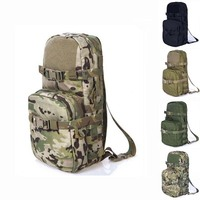 Outdoor Accessories Package Sport Bag Tactical Climbing Water Bottle Bag Kettle Package Traveling Camping Hiking Bag 7 Colors