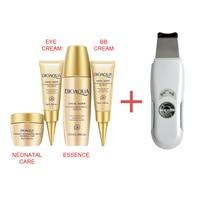 HOT New Low Price Portable Ultrasonic Skin Scrubber Beauty Machine Peel Facial Spa Salon Equipment For
