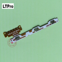 100 Original New Side Power Button Volume Key Flex Cable For Lenovo S660 Cell Phone Repair