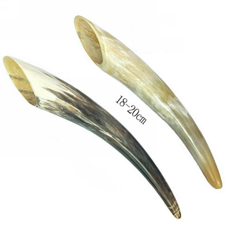 1PCS Natural OX Horn Body Guasha Massage Body Massager Scraping Health Care Body Therapy Tool Guasha Tools Personal Care 18-20cm nicorette coated gum 2mg 100 pieces fresh mint personal healthcare health care
