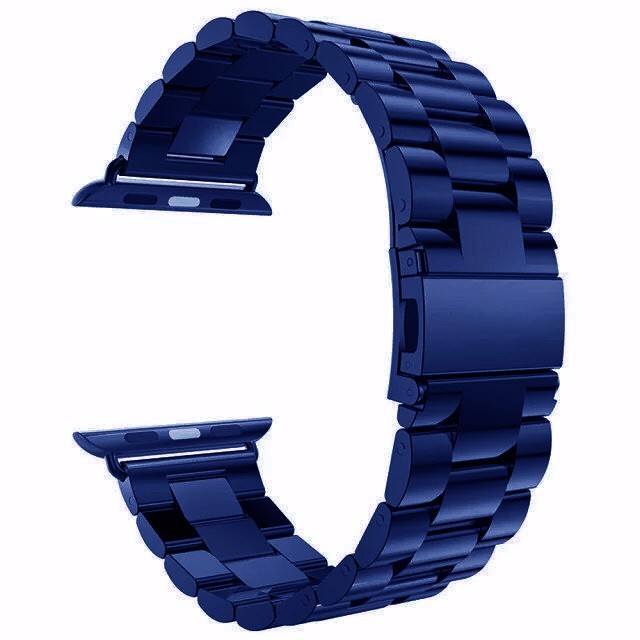 blue watch band