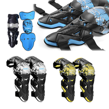 Motorcycle Knee Pads Protector Moto Protection Knee Braces Guard Pad Skis Kneepads Windproof And Anti-Fall Off-Road Kneepads woolen windproof cold proof knee pad off white pair set