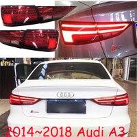 Динамический, A3 фонарь, седан пользования, 2014 ~ 2018, светодиодный! автомобильные аксессуары, A4, A5, A8, A3 туман, Q3, Q5, Q7, S3 S4 S5 S6 S7 S8; A3 заднего света