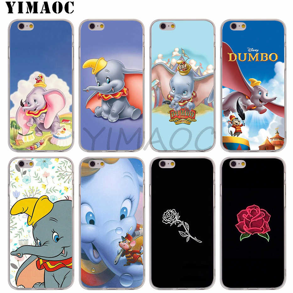 Koldan Cute Dumbo Disney Cartoon iPhone
