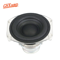 3 inch Protable Subwoofer Speaker 4OHM 30W Desktop Bluetooth Deep Bass Long stroke Foam Neodymium Speaker For GO+PLAY Micro 1pcs