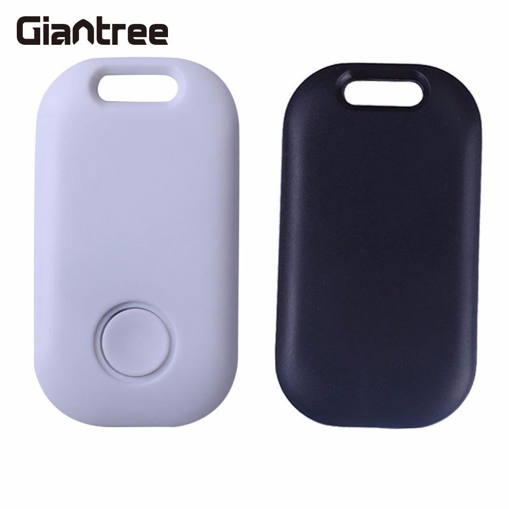 giantree Bluetooth Finder Tracer Pet Child GPS Locator Tag Anti-Lost Alarm Wallet Tracker Key mini gps positioning tracker child elderly pet car alarm satellite locator anti lost