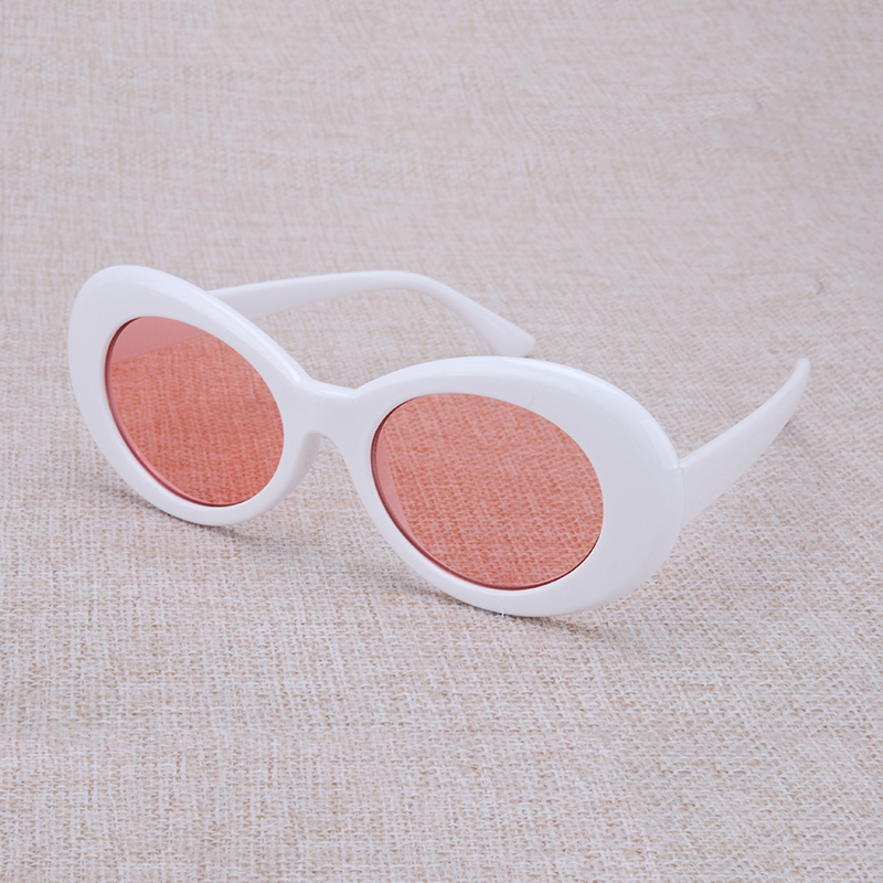 Men 6vazrobe Hip Us4 Oval Women Whitered Cobain In Retro Goggles Clout Kurt Vintage Celebrity Hop Sunglasses Glasses Steampunk Women's xWQCrBoedE