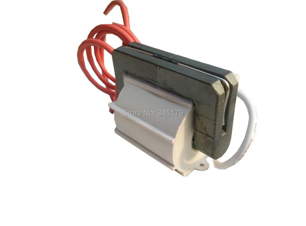 Transformateur flyback haute tension 40 w pour alimentation laser Co2/bobine d'allumage 40 w pour Laser au dioxyde de carbone