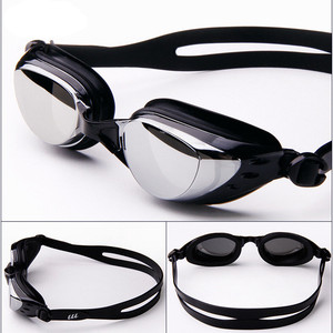 Swim Goggle Diving Glasses Anti-fog PC Lens Swiming Pool Natacion Hombre Women's Swimwear Kid Eyewear For Swimming
