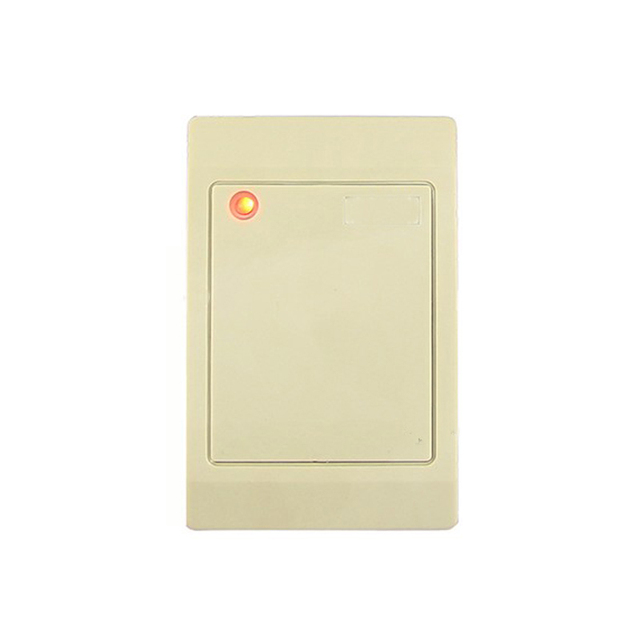 RF IC 13.56MHZ wg26/34 color White access card reader water proof reader for Access control system