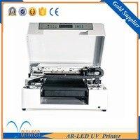 Digital A3 Uv Flatbed Printer For PVC Card Candle UV Printer