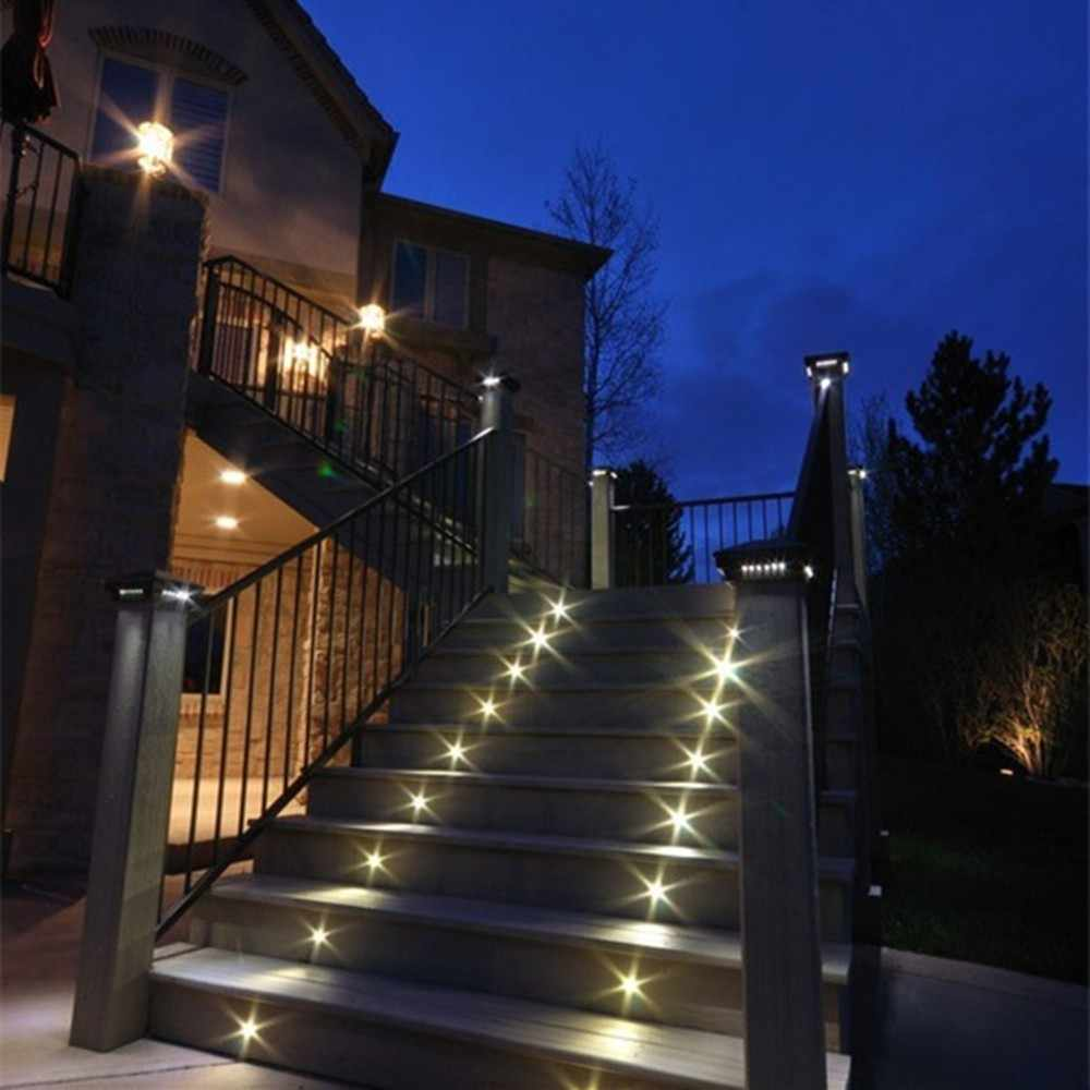 Led Stair Light Recessed Step Lights