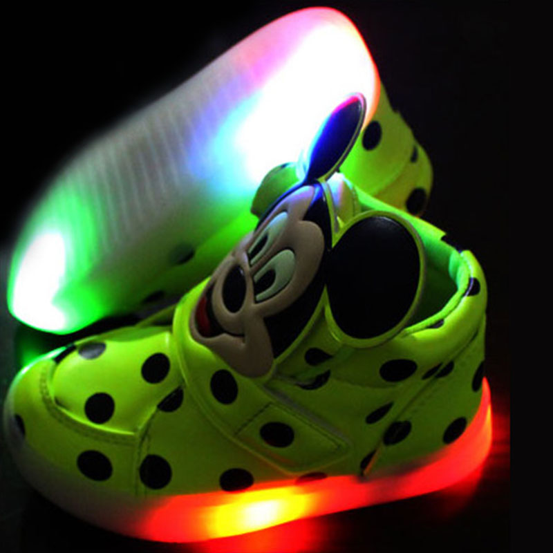 4d831573b90 children shoes with light kids light up shoes bascket font b chaussure b  font led font ...