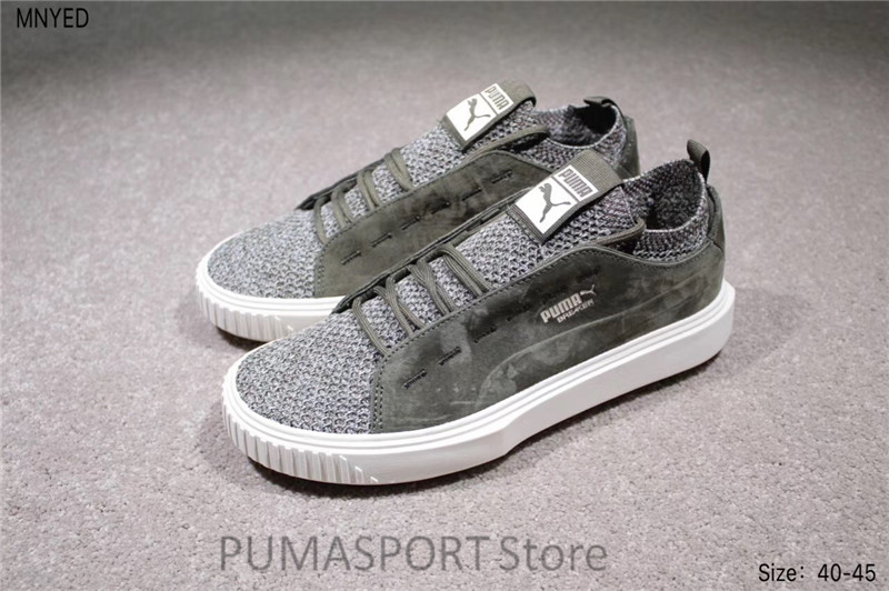 New Arrival Puma Breaker Knit Sunfeded Men s and women s Breathable  Sneakers Badminton Shoes size36-45 for sale in Pakistan 520b6ccde