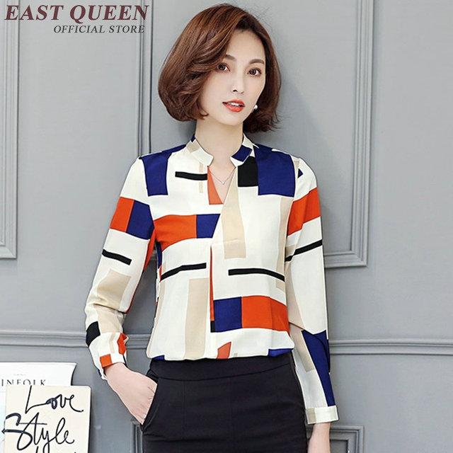 9b7ce3fe3 2018 mulheres encabeça blusas novas mulheres da moda blusas de manga longa  china roupas da moda