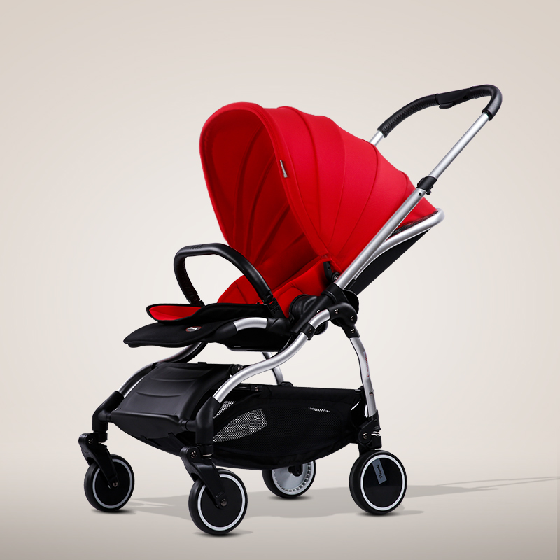 Pouch Baby stroller ultralight portable reclining portable umbrella folding baby stroller A29