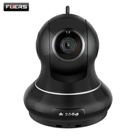 Fuers HD 1080P IP WIFI Camera Support 256GB Memory Card Home Surveillance Camera IR Cut Wireless