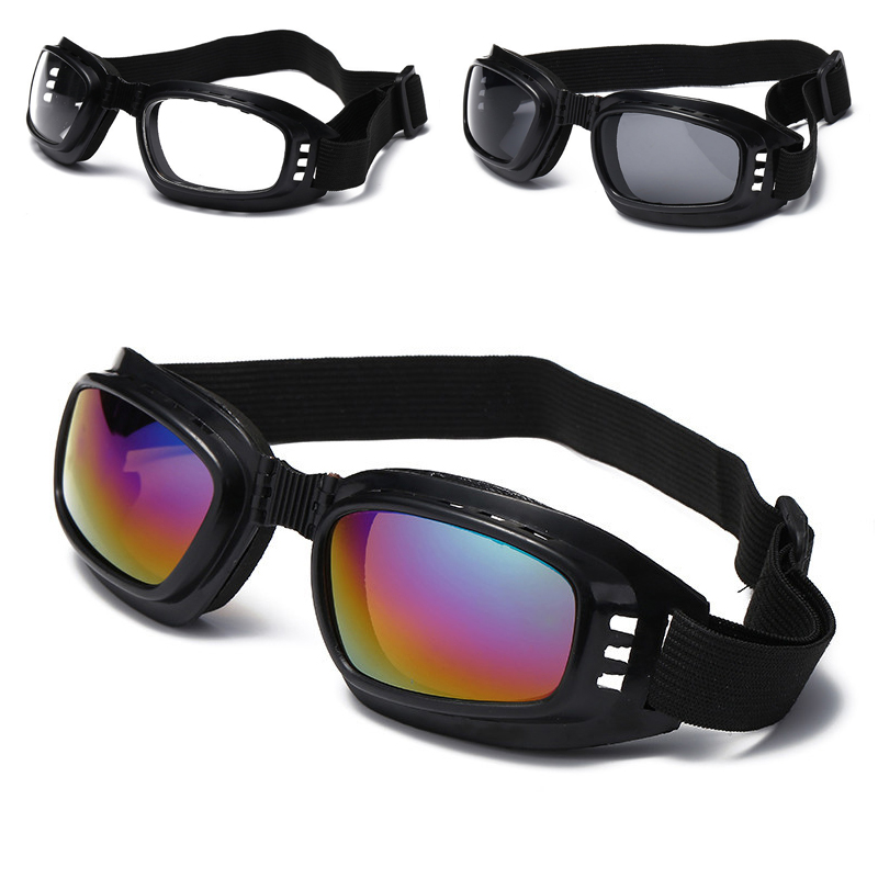 Safety Anti-UV Welding Glasses Motorcycle Goggles Glasses Ski Sport Bike Racing Goggles Labor Protection Glasses Dust-proof