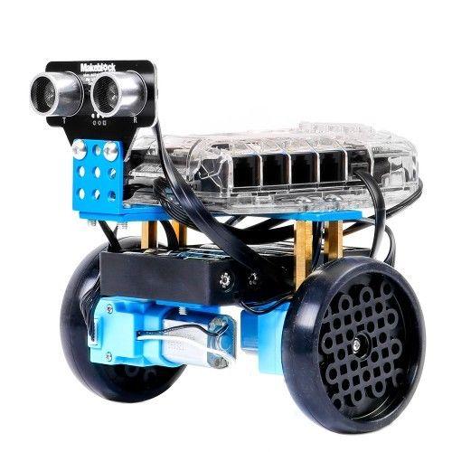 Oyuncaklar ve Hobi Ürünleri'ten RC Arabalar'de Yeni Makeblock mBot Ranger Dönüştürülebilir KÖK eğitim robotu Kiti'da  Grup 3