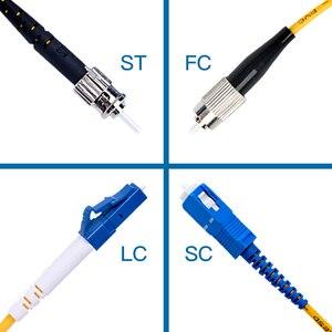 Image 2 - 3M סיבים אופטיים תיקון כבל SC/FC/ST/LC UPC מחבר מצב יחיד ליבה אחת אופטי סיבי כבל