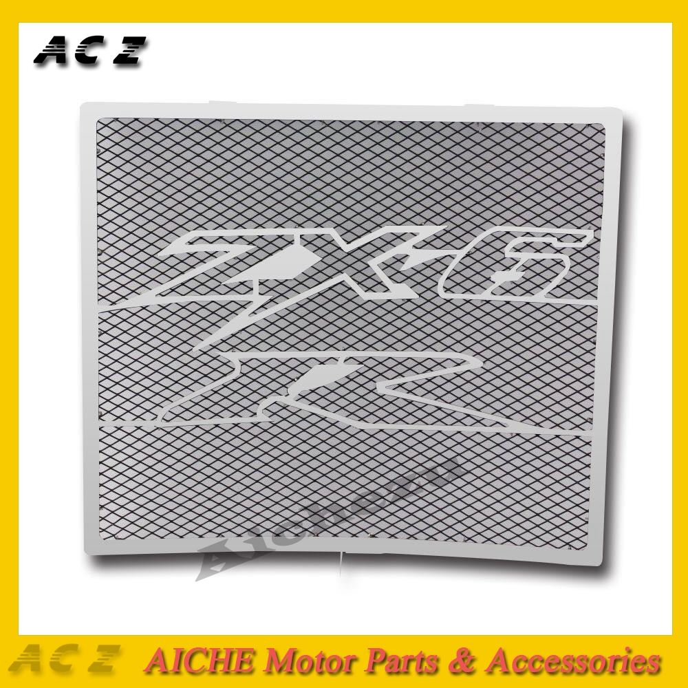 ACZ Motorcycle Radiator Grille Guard Cover Protector Fuel Tank Protection For Kawasaki Ninja ZX 6R ZX6R