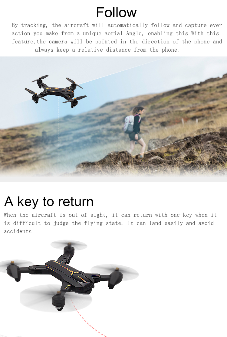 VISUO Newest GPS RC Drone 2MP/5MP HD Camera 5G WIFI FPV Altitude Hold One Key Return RC Quadcopter Helicopter VS E58 X12 XS809S 9