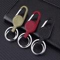 New Arrival Car Key Ring Men Waist Buckle Creative Gifts Zinc Alloy Keychain Car Key Styling Key Ring Keyfob Decoration