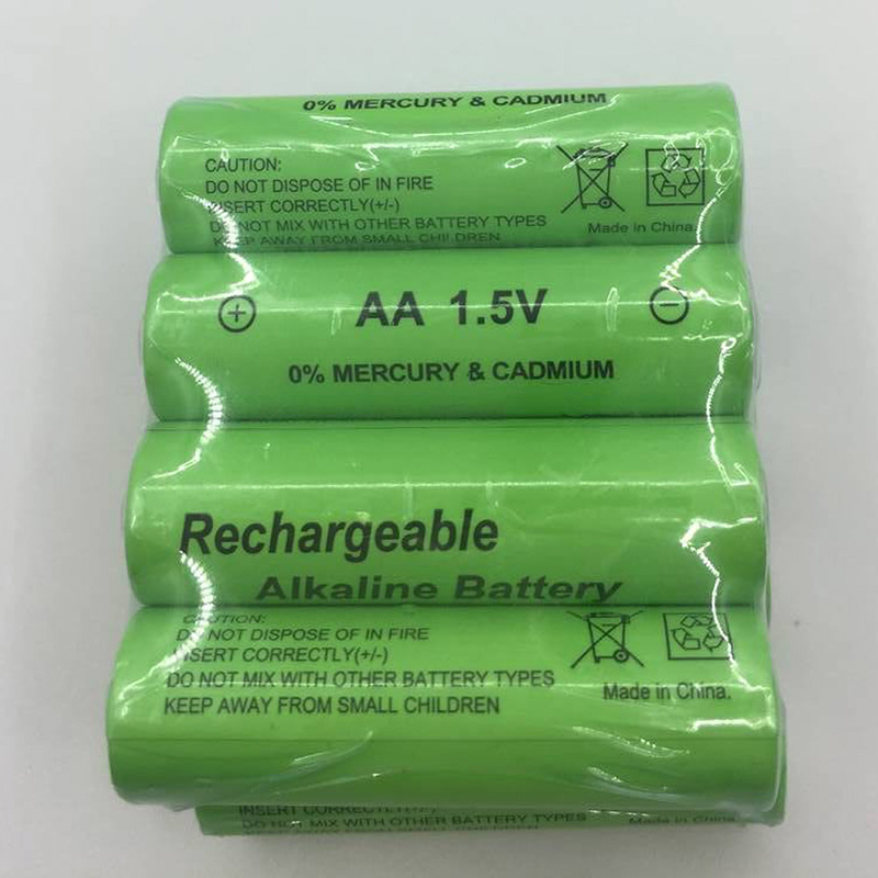 Image 5 - 20PCS 1.5V 3000mah AA Battery alkaline Rechargeable Battery for Flashlight rechargeable Battery Portable LED powerbank cr123a-in Rechargeable Batteries from Consumer Electronics