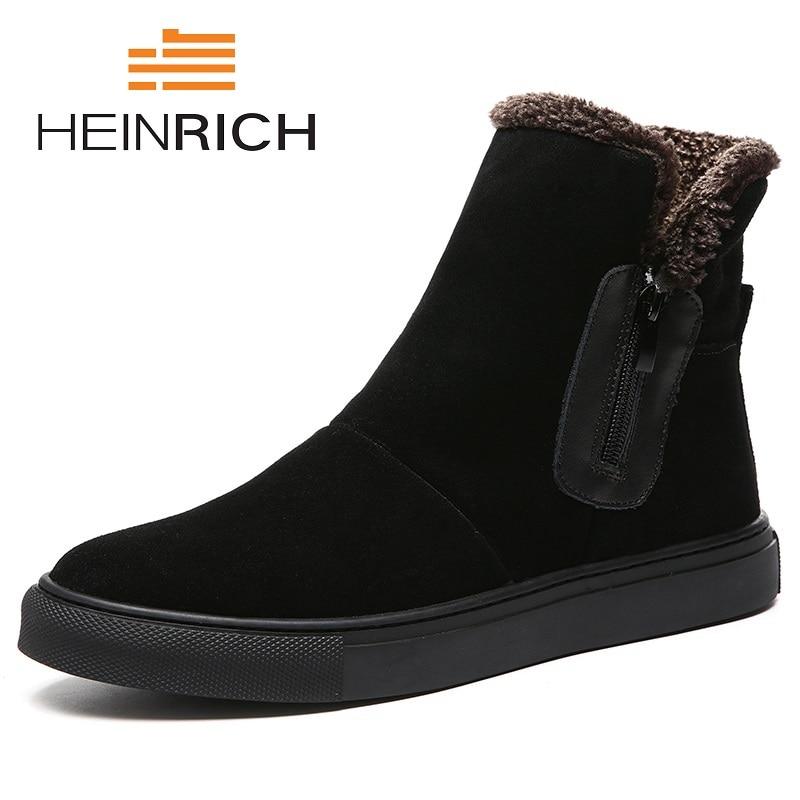 hop Alta La Regenlaarzen Clásicas Black Nuevo Botas Hombres 2018 De Zapatos Heinrich Hip Cordón Manera Moda Invierno Del Marea Calidad WqnZR0nwz