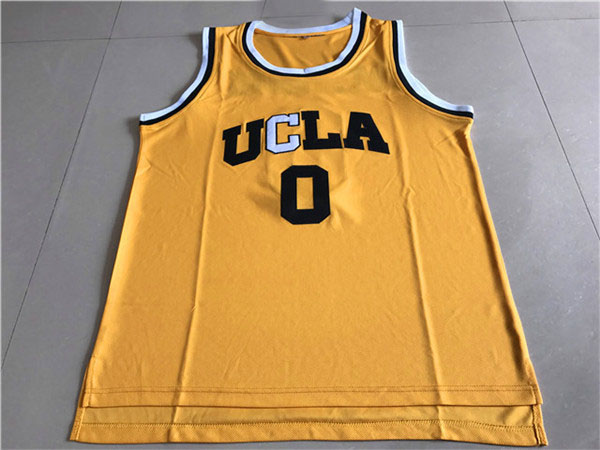 Westbrook 0 Throwback Basketball Jerseys University Of California At