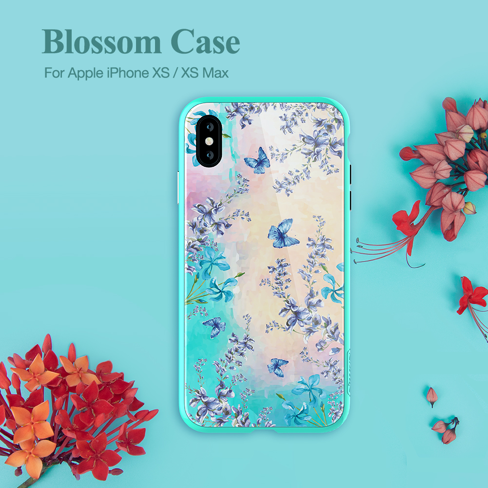 Nillkin Magnetic Back Phone Case for iPhone Xs Max