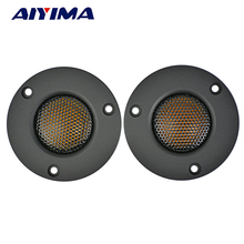 AIYIMA 2 шт. аудио портативные колонки 25 ядро 15 Вт твитер Сильный магнитный Hifi Громкоговоритель