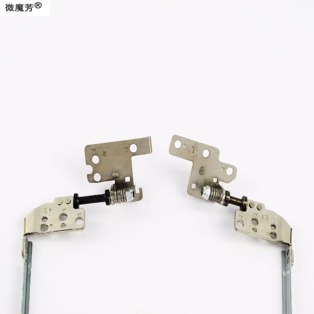 New Laptop Lcd Hinge Set For Dell Inspiron 15R N5110 M5110 M511R 34.4IE11.002 34.4IE15.002 0CDTYD 0VN266 1