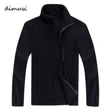 Dimusi зима Для мужчин куртка Для мужчин толстый полярный куртка Softshell Термальность мужской Повседневное ветровка Толстовка пальто 8XL, TA160