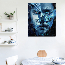 Mr. John Janos Tonnessen Sundt Game Of Thrones  Canvas Painting Print Living Room Home Decor Modern Wall Art Oil Painting Poster цена и фото