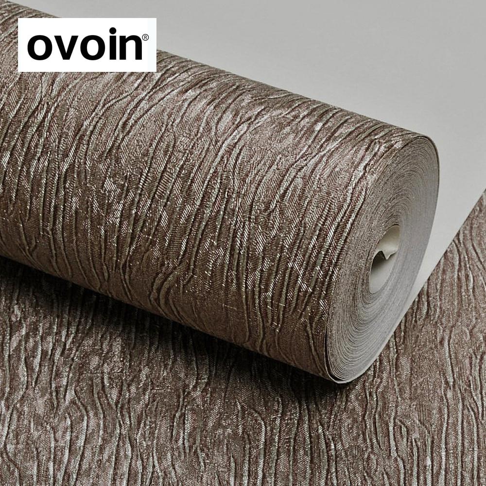 Crinkles Silk Abstract Modern Metallic Vinyl Textured