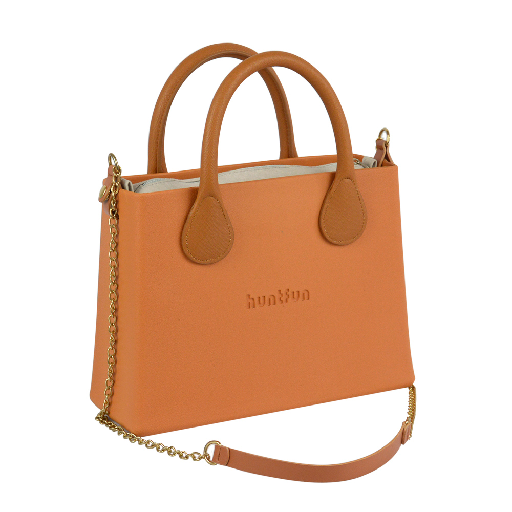 a920e3b05d Γυναικείεs Τσάντες tanqu O bag style huntfun square Bag with leather Handle  Shoulder Chain colorful waterproof Insert women EVA Obag