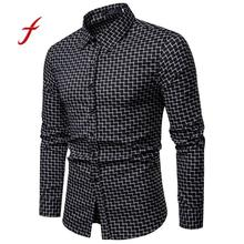 FRMZ Animal Show Vintage Camisa Masculina Slim Fit Club Party Prom Printed Mens Shirt