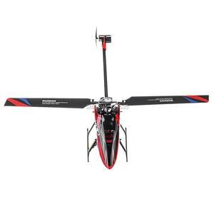 Image 5 - Wltoys helicóptero sin escobillas 3D 6G Flybarless BNF RC, helicóptero súper Compatible con FUTABA K130 B, sin transmisor, XK S FHSSRTF, 2,4G, 6 CANALES