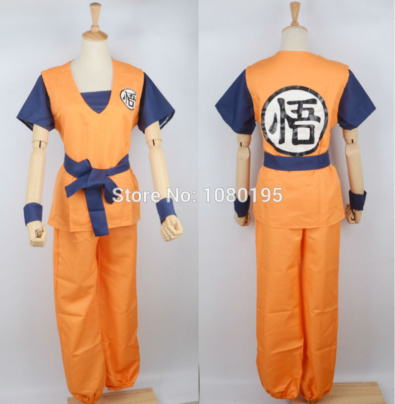 Online Get Cheap Goku Costume Aliexpresscom Alibaba Group & Cheap Goku Costume - Meningrey
