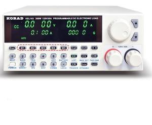 Image 3 - KORAD KEL103 Professional electrical programming Digital Control DC Load Electronic Loads Battery Tester Load 300W 120V 30A