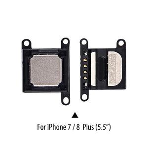 Image 3 - Fone de ouvido flexível para iphone, 1 peça, original, 5, 5S, 6, 6s, 7, 8, plus, receptor de som, estêncil peças de reparo para substituição