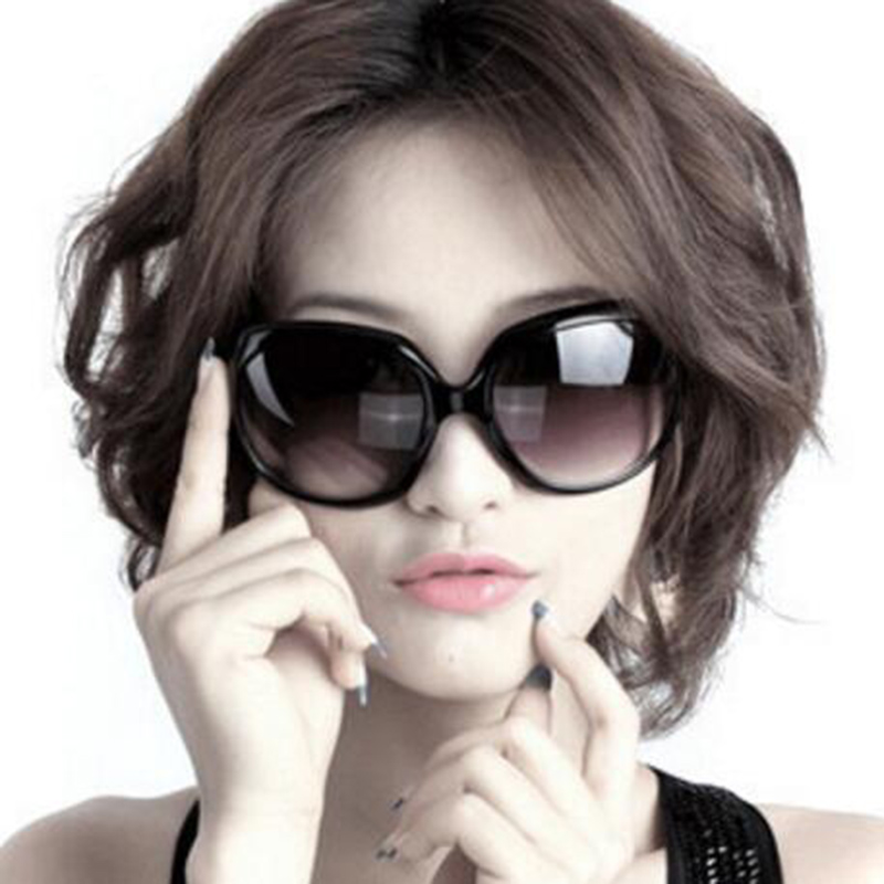 Hot Moda Multicolor Mulheres Sapo óculos de Sol Anti-UV PC Quadro Óculos  Óculos Acessório de Moda de Todos Os Jogos Dos Homens Das Mulheres 90dfb7aacf