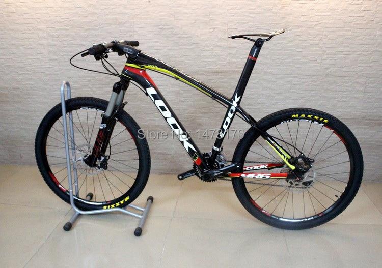 here is the look 986 26er 29er mtb geometry - Mountain Bike Frames For Sale