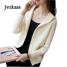 Jvzkass 2019 new womens ladies spring early cardigan sweater Short paragraph jacket female tide Z155