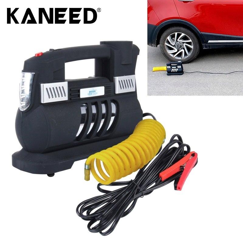 Портативный металл воздушный компрессор тяжелых 12 В 150 PSI насос шин Инфлятором авто инструмент надувной насос для напольной аварийной ситуации